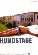 Hundstage - German poster (xs thumbnail)