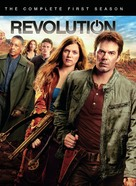 """Revolution"" - DVD movie cover (xs thumbnail)"