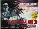 The African Queen - British Movie Poster (xs thumbnail)