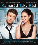 Friends with Benefits - Czech Blu-Ray movie cover (xs thumbnail)