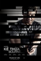 The Bourne Legacy - Vietnamese Movie Poster (xs thumbnail)
