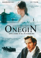 Onegin - German Movie Cover (xs thumbnail)