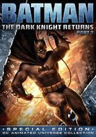 Batman: The Dark Knight Returns, Part 2 - DVD cover (xs thumbnail)
