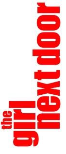 The Girl Next Door - German Logo (xs thumbnail)