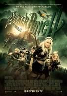 Sucker Punch - Portuguese Movie Poster (xs thumbnail)