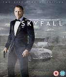 Skyfall - British Blu-Ray movie cover (xs thumbnail)