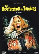 E tu vivrai nel terrore - L'aldilà - Austrian DVD cover (xs thumbnail)