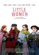 Little Women - German Movie Poster (xs thumbnail)