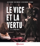 Le vice et la vertu - French Blu-Ray cover (xs thumbnail)