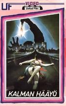 Rosso segno della follia, Il - Finnish VHS movie cover (xs thumbnail)