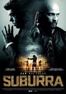 Suburra - Danish Movie Poster (xs thumbnail)