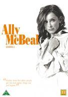 """Ally McBeal"" - Danish DVD cover (xs thumbnail)"