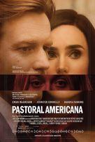 American Pastoral - Brazilian Movie Poster (xs thumbnail)