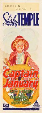 Captain January - Australian Movie Poster (xs thumbnail)