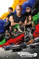 Fast & Furious 9 - Estonian Movie Poster (xs thumbnail)