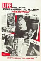 The Getaway - Advance poster (xs thumbnail)