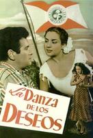 Danza de los deseos, La - Spanish Movie Poster (xs thumbnail)