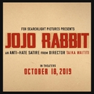 Jojo Rabbit - Movie Poster (xs thumbnail)