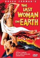 Last Woman on Earth - Movie Cover (xs thumbnail)