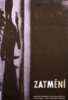 L'eclisse - Czech Movie Poster (xs thumbnail)