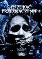 The Final Destination - Polish DVD movie cover (xs thumbnail)