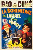 The Bohemian Girl - Belgian Movie Poster (xs thumbnail)