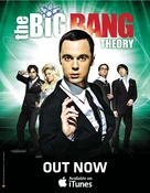 """The Big Bang Theory"" - British Movie Poster (xs thumbnail)"