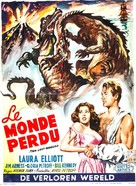 Two Lost Worlds - Belgian Movie Poster (xs thumbnail)