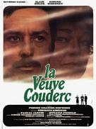 Veuve Couderc, La - French Movie Poster (xs thumbnail)