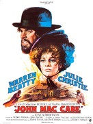 McCabe & Mrs. Miller - French Movie Poster (xs thumbnail)