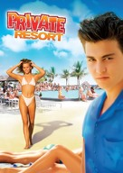 Private Resort - DVD cover (xs thumbnail)