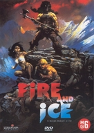Fire and Ice - Dutch DVD movie cover (xs thumbnail)