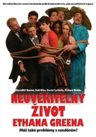 The Mostly Unfabulous Social Life of Ethan Green - Czech Movie Cover (xs thumbnail)