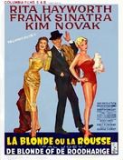 Pal Joey - Belgian Movie Poster (xs thumbnail)