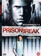 """Prison Break"" - Dutch DVD cover (xs thumbnail)"