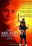 The Mighty - German Movie Poster (xs thumbnail)