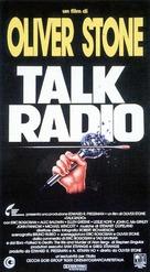 Talk Radio - Italian Movie Poster (xs thumbnail)