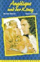 Angélique et le roy - German Movie Cover (xs thumbnail)