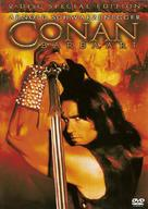 Conan The Barbarian - Finnish DVD cover (xs thumbnail)