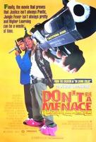 Don't Be A Menace - Movie Poster (xs thumbnail)