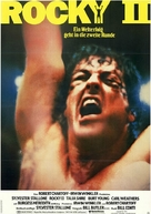 Rocky II - German Movie Poster (xs thumbnail)
