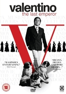 Valentino: The Last Emperor - British Movie Cover (xs thumbnail)