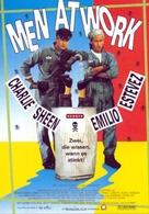 Men At Work - German Movie Poster (xs thumbnail)