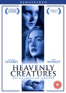 Heavenly Creatures - British DVD cover (xs thumbnail)