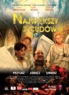 The Greatest Miracle - Polish Movie Poster (xs thumbnail)