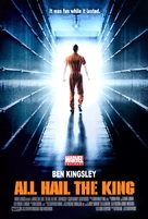 Marvel One-Shot: All Hail the King - poster (xs thumbnail)