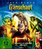 Goosebumps - German Movie Cover (xs thumbnail)
