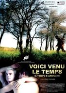 Voici venu le temps - French Movie Poster (xs thumbnail)