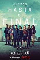 """Sense8"" - Spanish Movie Poster (xs thumbnail)"
