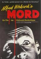 Foreign Correspondent - German Movie Poster (xs thumbnail)